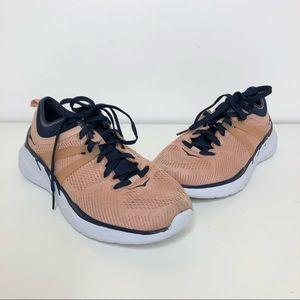 Hoka Tivra Cross Training Sneakers Pink, Navy 8